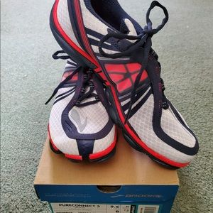 Brooks Pureconnect 3 Women's Running Shoes